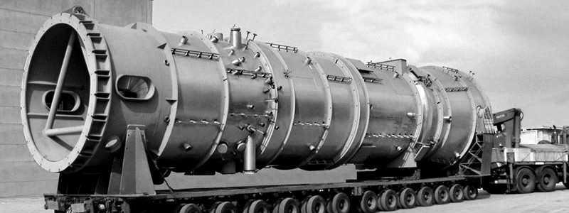 Реакторы и Основное оборудование
